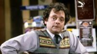 David Jason in Open All Hours, 1982