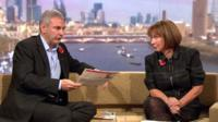 Kevin Maguire and Sarah Sands