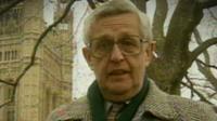 Former BBC political editor John Cole
