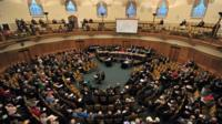 Delegates at the Church of England's general synod