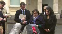 Manisha Moores, sister of victim