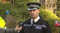 Chief Supt Paul Money from West Yorkshire Police