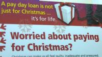 Payday loan poster