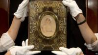 Jane Austen portrait being auctioned at Sotherby's