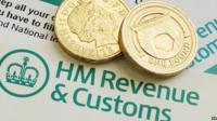 HM Revenue & Customs logo
