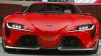 Toyota FT-1 concept car