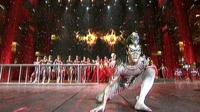 Dancers in Chinese state television's Spring Festival Gala