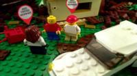 Scene from Disaster Island
