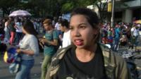 Resident of Caracas