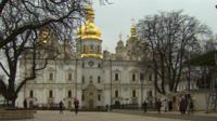 Kiev's Monastery of the Caves