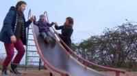 Family in Crimea