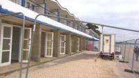 Beach huts in Poole