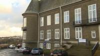 Carmarthenshire council headquarters