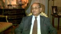The Head of the Appeals Court in Egypt, Ahmed Midhat El-Maraghy