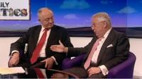 Ken Livingstone and Bob Neill