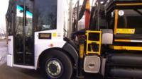 New design lorry