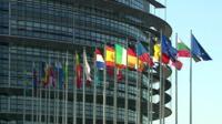 European Parliament building, Strasbourg