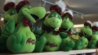 Nessie toys
