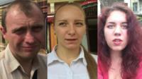 Odessa people