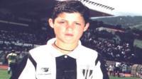 Cristiano Ronaldo: The boy from Madeira