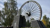 The Gresford memorial