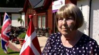 Grethe was 17 when the D-Day landings took place