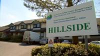 Hillside Secure Children's Home in Neath