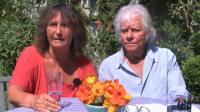 Marianne and Bob Fearnside