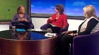 Jenny Jones, Jo Coburn and Cheryl Gillan