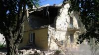 Shelling in Kramatorsk, 1 July