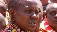 Maasai proponent of FGM Esther Shabashina