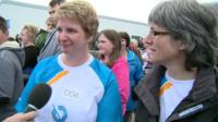 Queen's Baton Relay - Baton Bearers