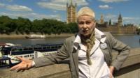 Vivienne Westwood in London