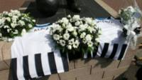 Flowers and football shirts