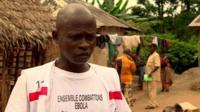 Ebola survivor