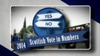 Graphic: 2014 Scottish Vote in Numbers