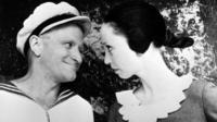 Robin Williams in Popeye