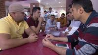 Kurdish club in Leicester