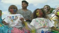 Butetown carnival archive footage