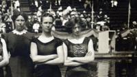 Irene Steer (far right)