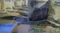 Scottish bank notes