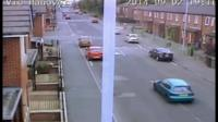 Hit-and-run footage