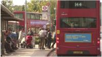 Some commuters complain of severely overcrowded buses and trains