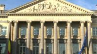 One of Belgium's Parliaments