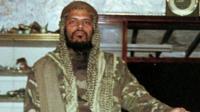 Manwar Ali as a jihadi in the 1980s