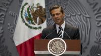 President Enrique Pena Nieto