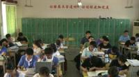 Students in a classroom in China