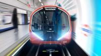New Underground train