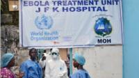 Ebola treatment unit