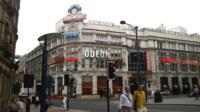 Manchester city centre